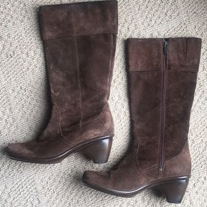 Dansko Risa Suede Leather Boots